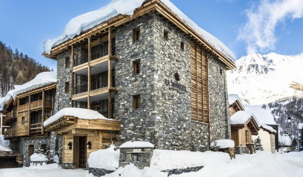 LA MOURRA HOTEL VILLAGE : NEW CONCEPT OPENING IN VAL D'ISÈRE