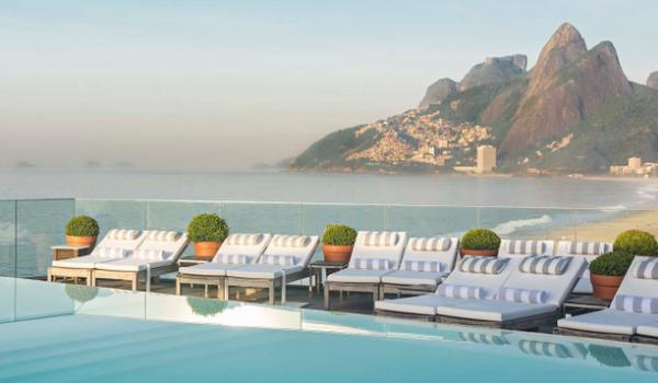 HOTEL FASANO: CARNIVAL IN RIO DE JANEIRO